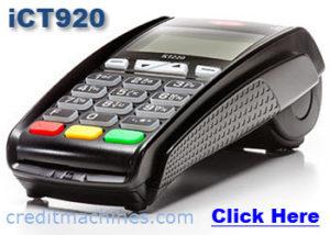 ict920 equipment details