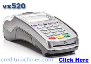 vx520 equipment details